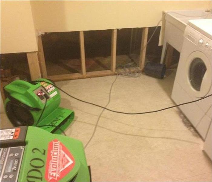 Mold Remediation for a Kenner Home After