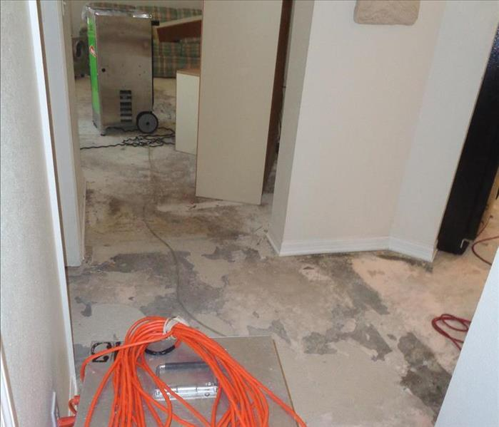Water Damage--More Than Meets the Eye in North Kenner After