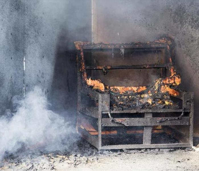 Fire Damage Appropriate Cleaning Methods to Restore Your New Orleans Property After Fire Damage